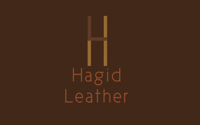 Leathergoods Logo Design