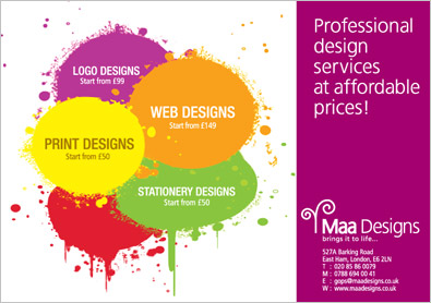 Design Company Press AD Designs