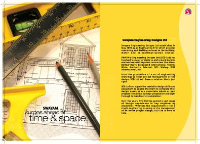Corporate business Brochure