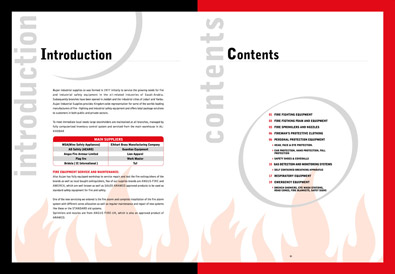Industrial Product Brochure