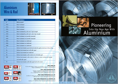 Manufacturing Company Brochure