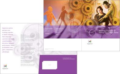 Conference folder Designs