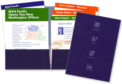 Insert and folder Designs
