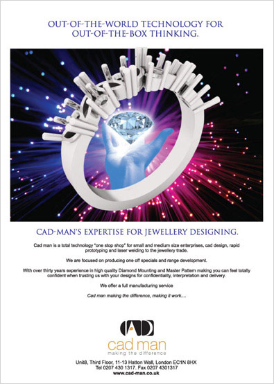 jewellery designing press AD design