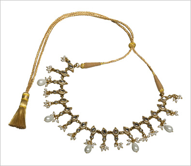 Necklace Image Clipping Paths