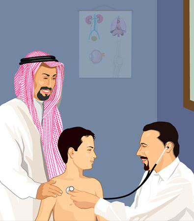 Doctor Medical Illustrations