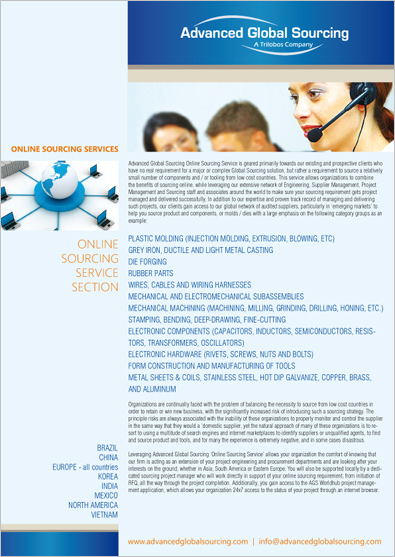 Consultant Company Brochure Design 