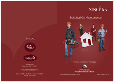 Maintenance Company Brochure