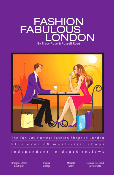 london Fashion Week Poster Design