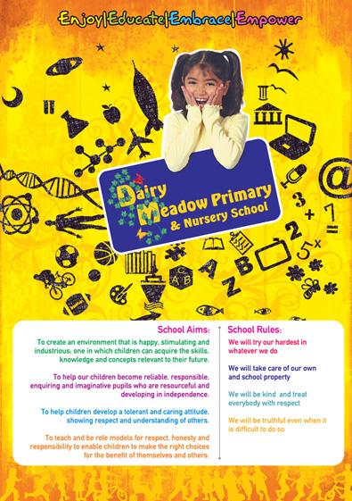 School Poster Design