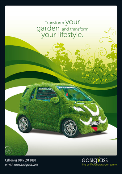 Poster Garden Design