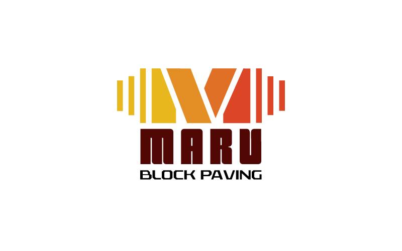 Block Paving Logo Design