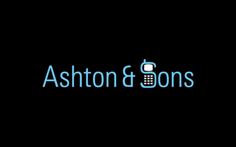 Mobile Phones & Accessories Logo Design