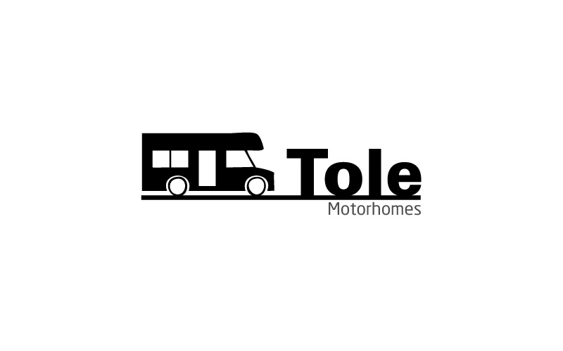 Motorhomes Logo Design