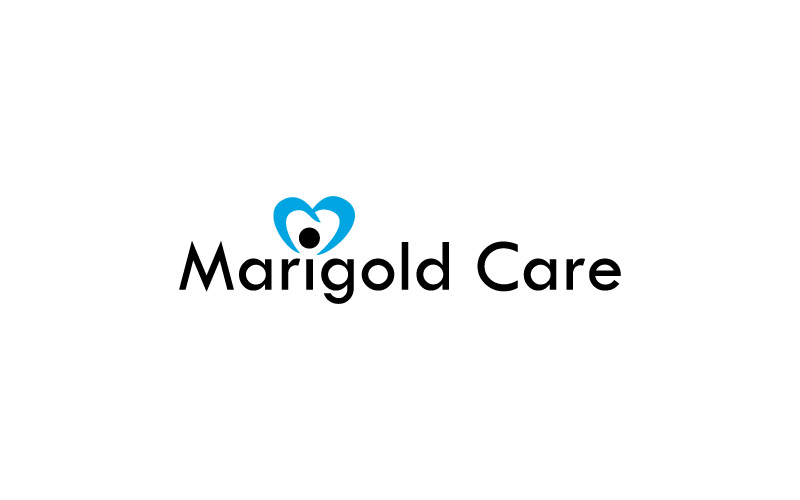 Nursing Care Homes Logo Design