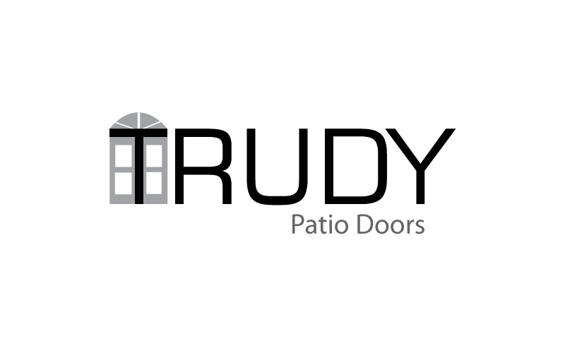 Patio Doors Logo Design