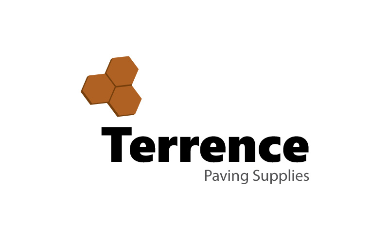 Paving Supplies Logo Design