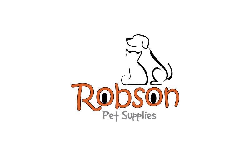 Pet Supplies Logo Design