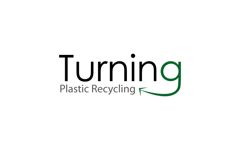 Plastic Recycling Logo Design