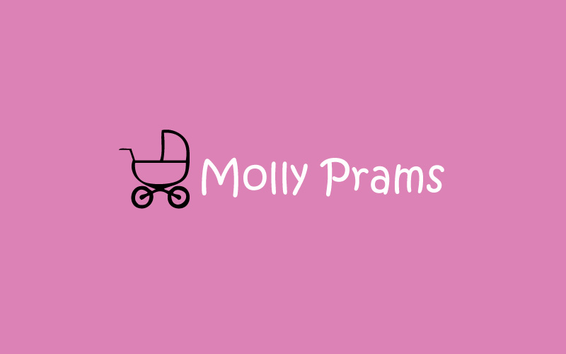 Prams Logo Design