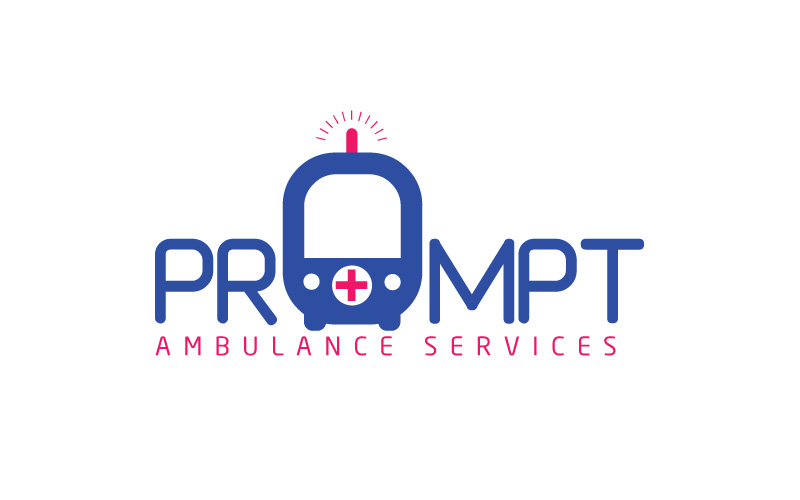 Ambulance Services Logo Design