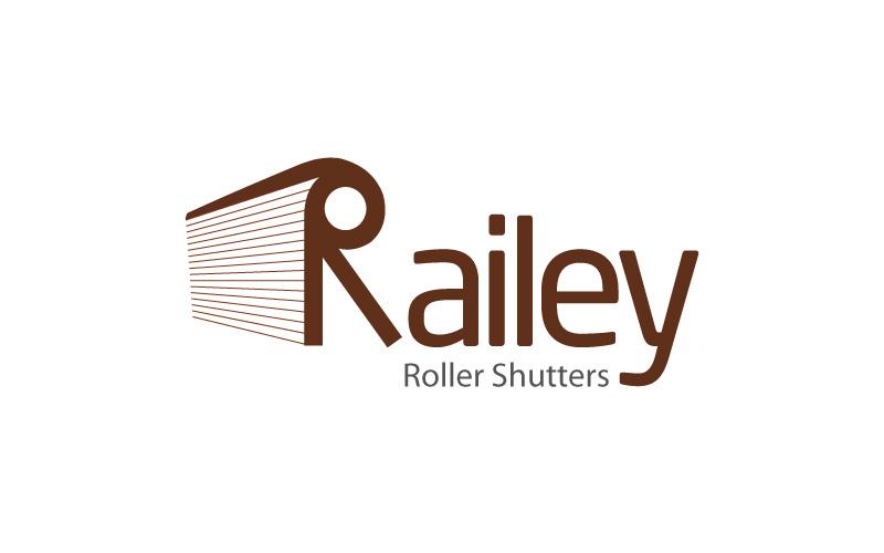 Roller Shutters Logo Design