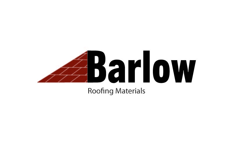 Roofing Materials Logo Design