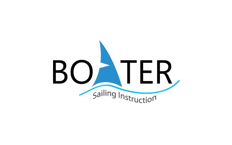 Sailing Instruction Logo Design