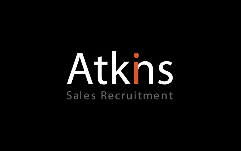 Sales Recruitment Logo Design