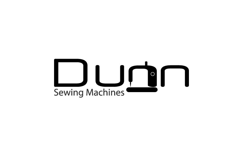 Sewing Machine Repairs Logo Design