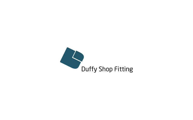 Shop Fitting Logo Design