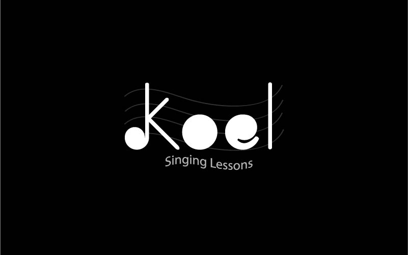 Singing Lessons Logo Design