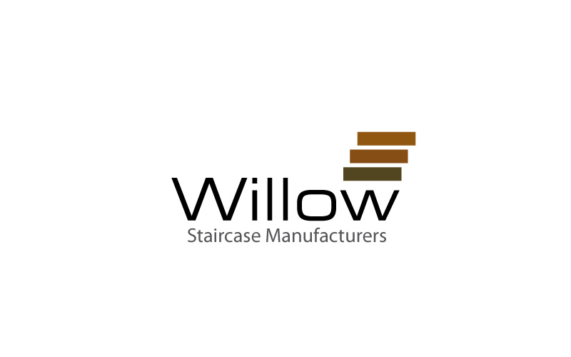 Staircase Manufacturers Logo Design