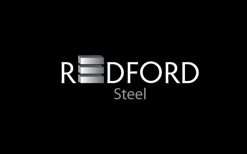 Steel Buildings Logo Design