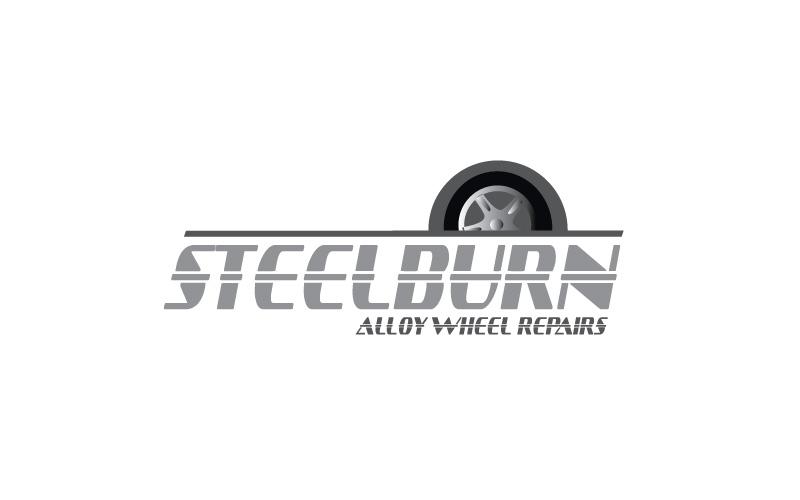 Alloy Wheel Repairs Logo Design