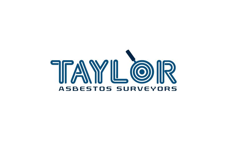 Asbestos Surveyors Logo Design