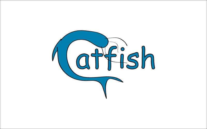 Tropical Fish Logo Design