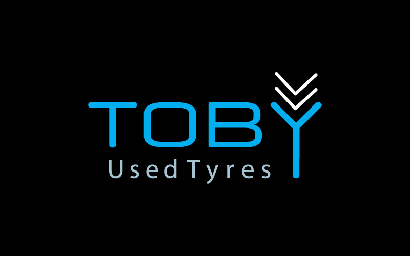 Used Tyres Logo Design