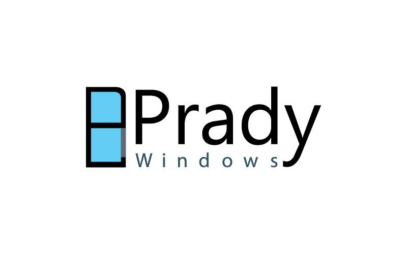 Window Manufactures Logo Design