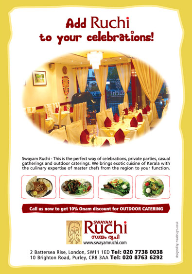 Restaurant Flyer Design  Flyer Designs Compnay London  Restaurant